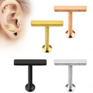 Universal Labret Monroe Tragus Piercing Cartilage Helix Ohr Knorpel Stecker