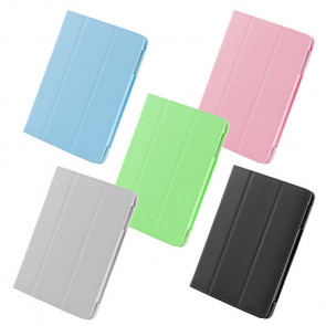 Ultra Dünne & Edle iPad Mini Leder Schutz Cover Case Hülle Auto Sleep Wake