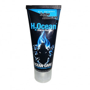 Tattoo Pflegemittel Ocean Care Creme Aftercare mit Meeressalz und Mineralien