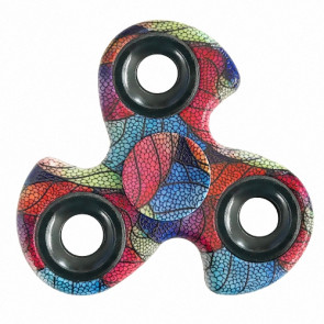 Finger Hand Spinner ADHS Anti Stress Konzentration Spielzeug Boomerang Labyrinth