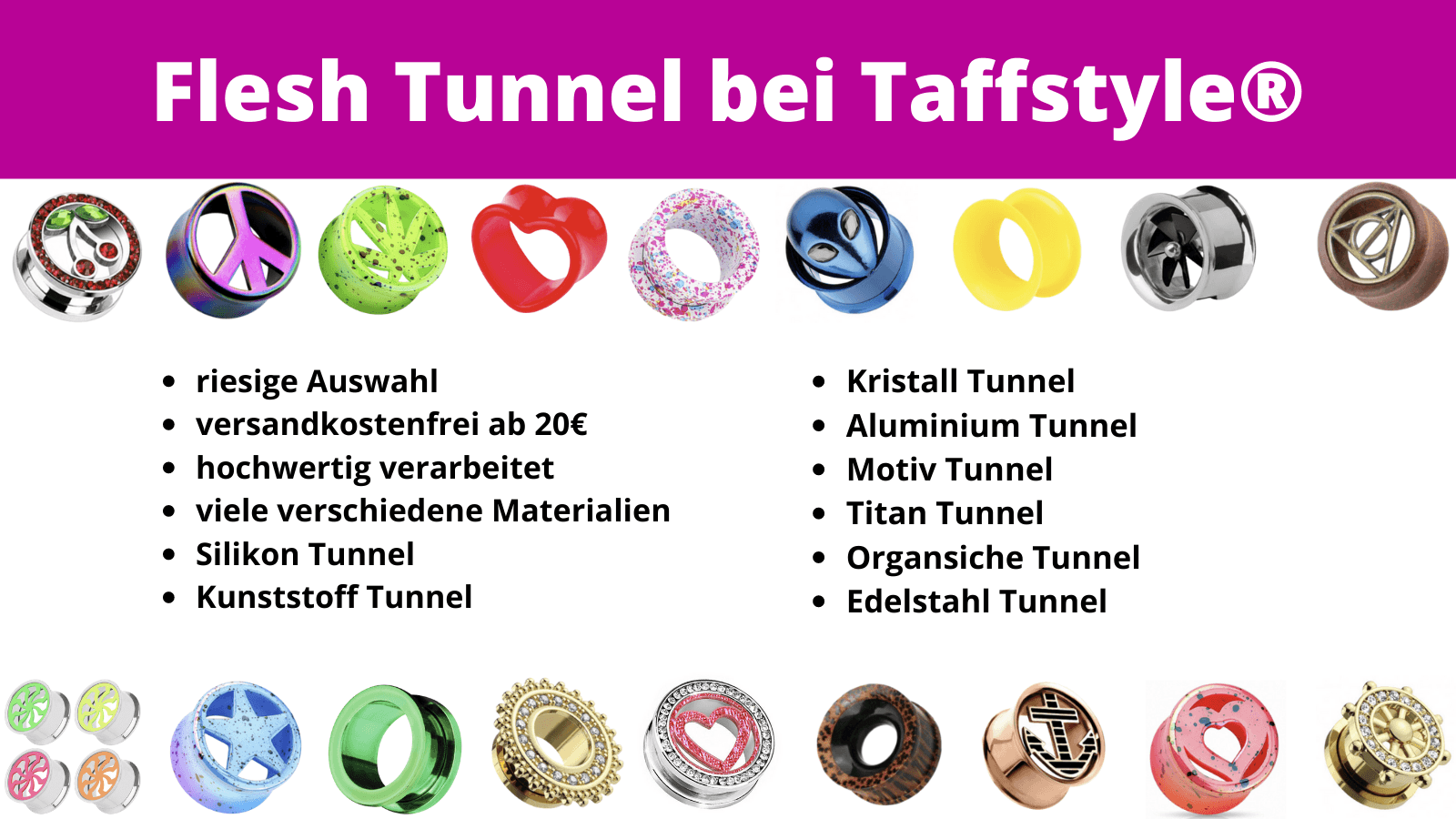 Flesh Tunnel kaufen